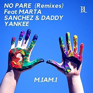 No Pare (Remixes)