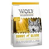 Wolf of Wilderness Venison - Guante de sol para adulto Una comida saludable y saludable para su perro