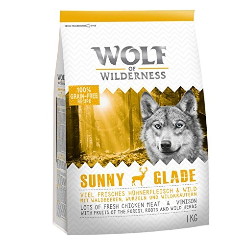 Loup d'Wilderness Adulte \
