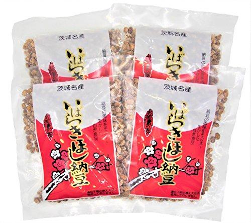 いばらき食品 いばらきほし納豆 150g×4個パック(計600g)[ih-4]