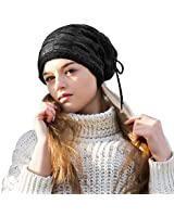 Winter Beanie Slouchy Hats Sca...