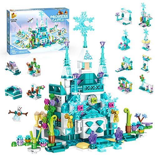 Holiky Building Toys for Girls, Educational Learning Construction Toys Set, Building Block Toys with...