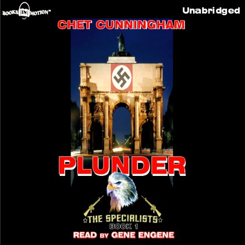 Plunder cover art