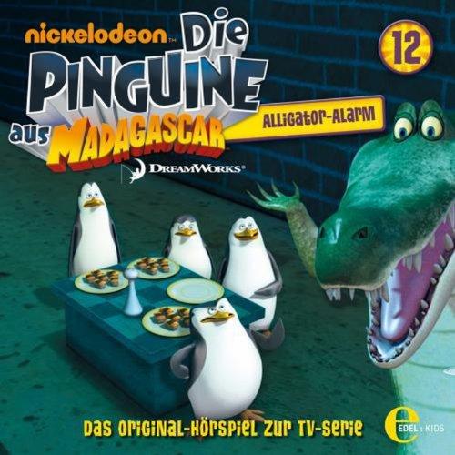 Alligator-Alarm (Die Pinguine aus Madagascar 12) Titelbild