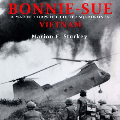 Bonnie-Sue  audiobook cover art