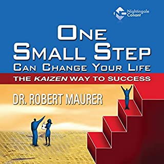 One Small Step Can Change Your Life cover art