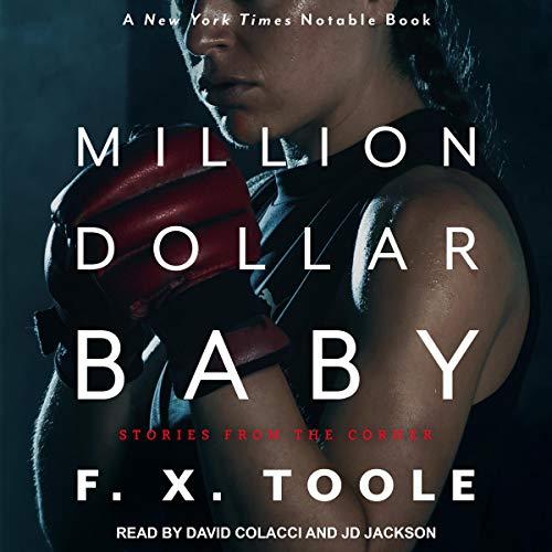 Million Dollar Baby audiobook cover art