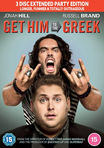 Get Him To The Greek [DVD] [2010]