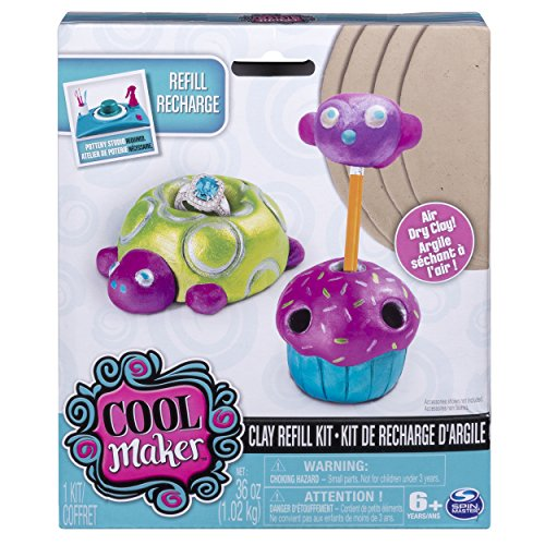 Cool Maker- Kit Argilla Pottery Cool, 6027891