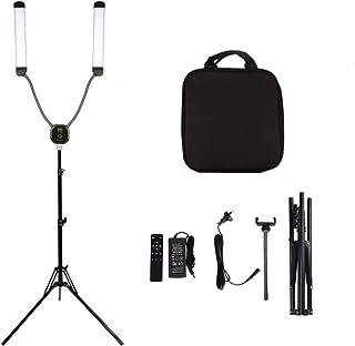 GSKAIWEN 40W Dimmable 3000-6000K LED Lighting Kit for Makeup Artist Light, Lash Light Lamp,Beauty Light Eyebrow Tattoo Lam...