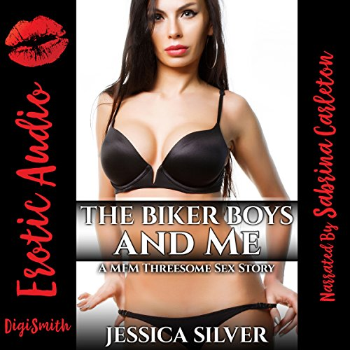 The Biker Boys and Me audiobook cover art