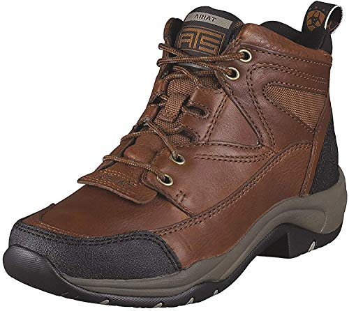 Ariat Women's Leather Outdoor Hiking Boots, Cordovan, 10