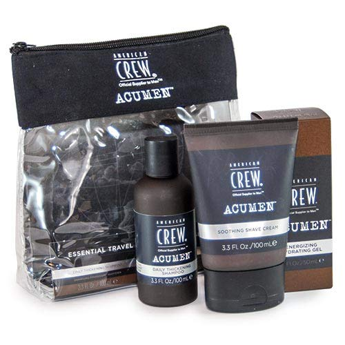 American Crew Acumen Travel Set Limitierte Edition