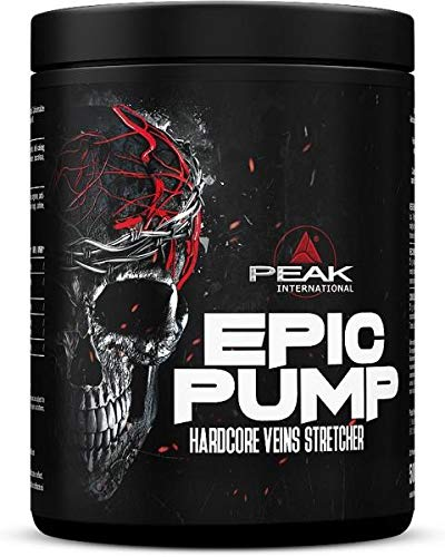 Peak Performance Epic Pump, 500 g Dose, Red Apple