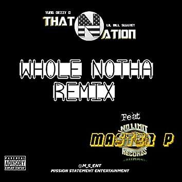Whole Notha (Mogulmix)
