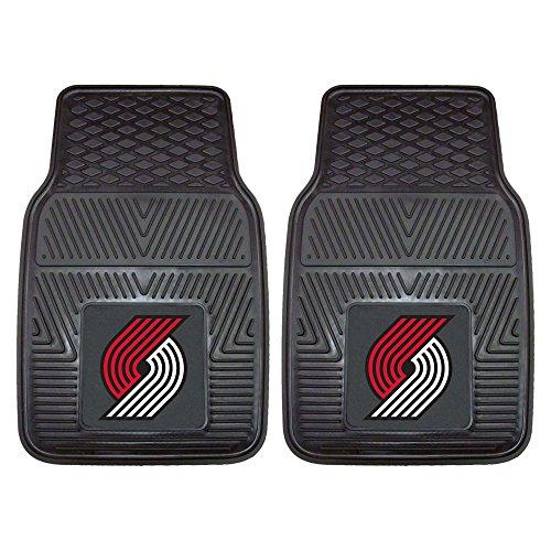 Fanmats 9390 NBA-Portland Trail Blazers Vinyl Universal Heavy Duty Fan Floor Mat