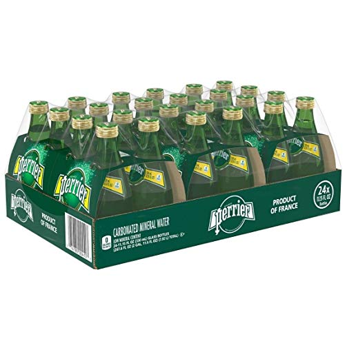 ペリエ(Perrier)オリジナル炭酸水瓶330ml「直輸入品]×24本
