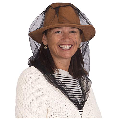 EVEN NATURALS Premium Mosquito Head Net Mesh, Ultra Large, Extra Fine Holes, Insect Netting, Bug...