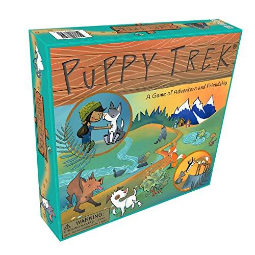 Puppy Trek - Adventure Board Game for Young Children