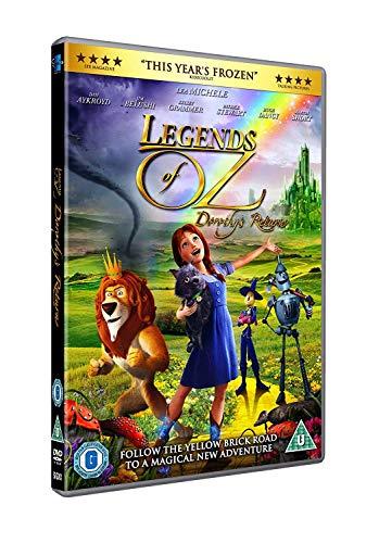 Legends of Oz: Dorothy's Return by Kelsey Grammer(2014-09-22)