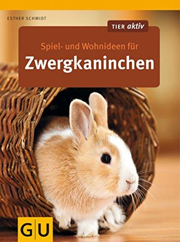 Spiel- u. Wohnideen für Zwergkaninchen gelb 12 x 3,5 cm (GU Tier aktiv)