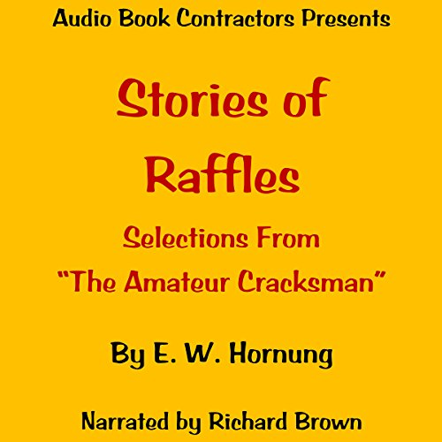 Stories of Raffles cover art