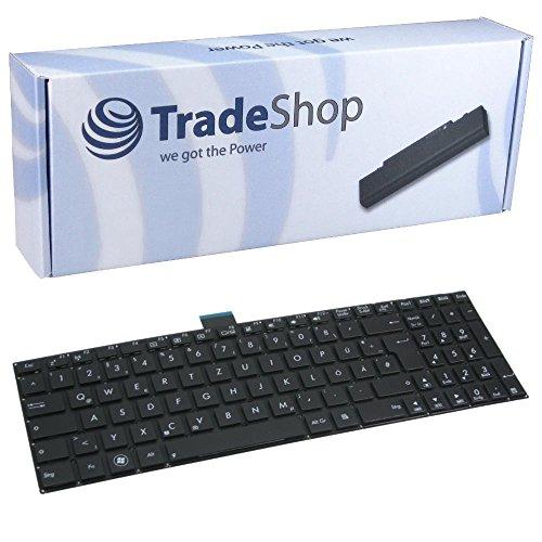 Original Laptop-Tastatur/Notebook Keyboard Ersatz Austausch Deutsch QWERTZ für Asus F502 F502CA R509 R509CA R556L R556LA R556LD R556LJ R556LN X553 X 553M X553MA (Deutsches Tastaturlayout)