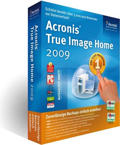 Acronis True Image Home 2009