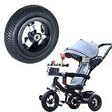 We-Win Chambre à air pour poussette, roue arrière, pneus extérieurs, pneus pour bébé, tricycle 8 1/2 x 2 (50-134) 8 5'