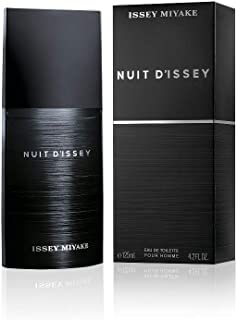 Nuit d'Issey by Issey Miyake for Men 4.2 oz Eau de Toilette Spray