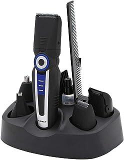 多機能プロフェッショナル電気バリカン、充電式バリカン、バリカン、鼻毛/ホーン/かみそり