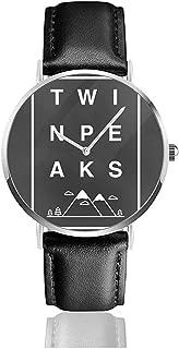 Reloj de Pulsera Unisex Twin Peaks Cartel Inspirado ...