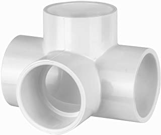 Best 2 4 way tee pvc fitting connector Reviews