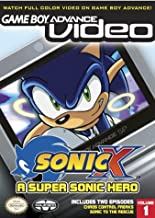 Sonic X: A Super Sonic Hero, Vol. 1 (Chaos Control Freaks / Sonic to the Rescue)