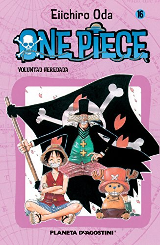 One Piece nº 16: Voluntad heredada (Manga Shonen)