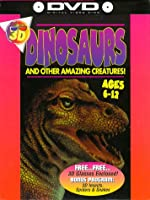 Dinosaurs & Other Amazing Creatures [DVD]