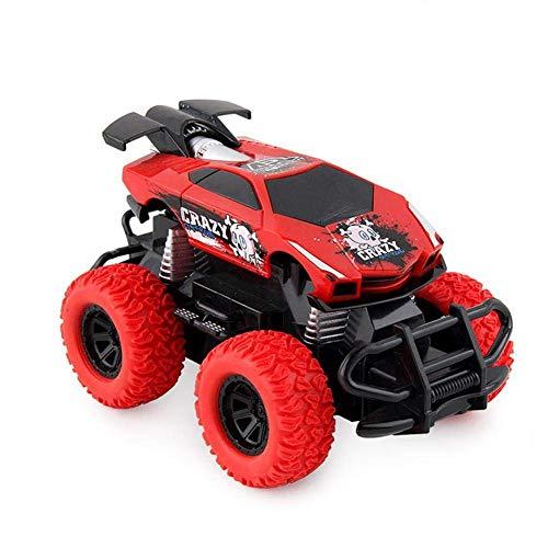 RC Coches Off-Road de control remoto de coches Camiones inalámbricos vehículo 4 canales de alta resistencia a los choques eléctricos Racing Cars juguetes for los niños muchachas de los muchachos hefei
