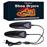 Shoes Dryer, Boot Dryer, Foot Dryer, Ski Boot Drye, Drying Shoes Retractable Warm Dryer Boot Noiseless Electric Foot, Portable Boot and Shoe Dryer Fits In Most Types of Footwear