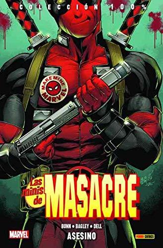 Masacre. Asesino (100% MARVEL COEDICIONES)