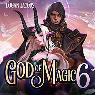 God of Magic 6 cover art