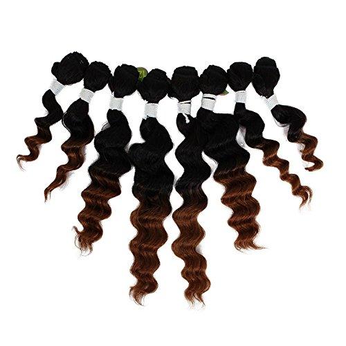 Extensions de cheveux 8 à 14\