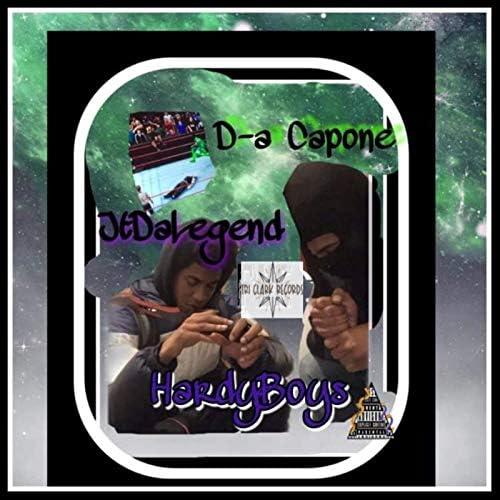 D-a Capone feat. JT Da Legend