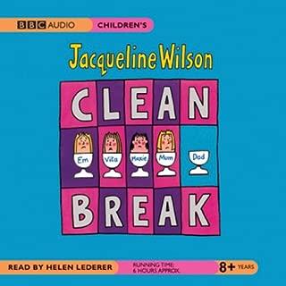 clean break jacqueline wilson