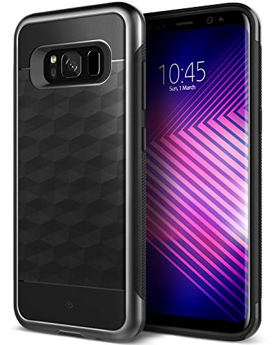 Caseology Parallax for Samsung Galaxy S8 Case (2017) - Black