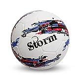 Nivia Storm Football Size 5 White