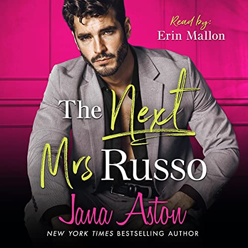 The Next Mrs Russo Audiobook By Jana Aston cover art