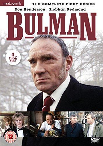 Bulman (Complete Series 1) - 4-DVD Set ( Bul man - Complete Series One ) [ Origen UK, Ningun Idioma Espanol ]