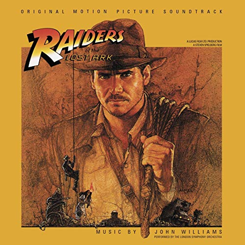 RAIDERS OF THE LOST ARK (SOUNDTRACK) [2LP] [12 inch Analog]
