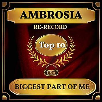 Biggest Part of Me (Billboard Hot 100 - No 3)
