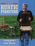 Simple Rustic Furniture : A Weekend Workshop With Dan Mack...